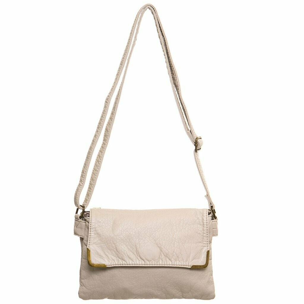 Ampere Paige Crossbody: TAUPE