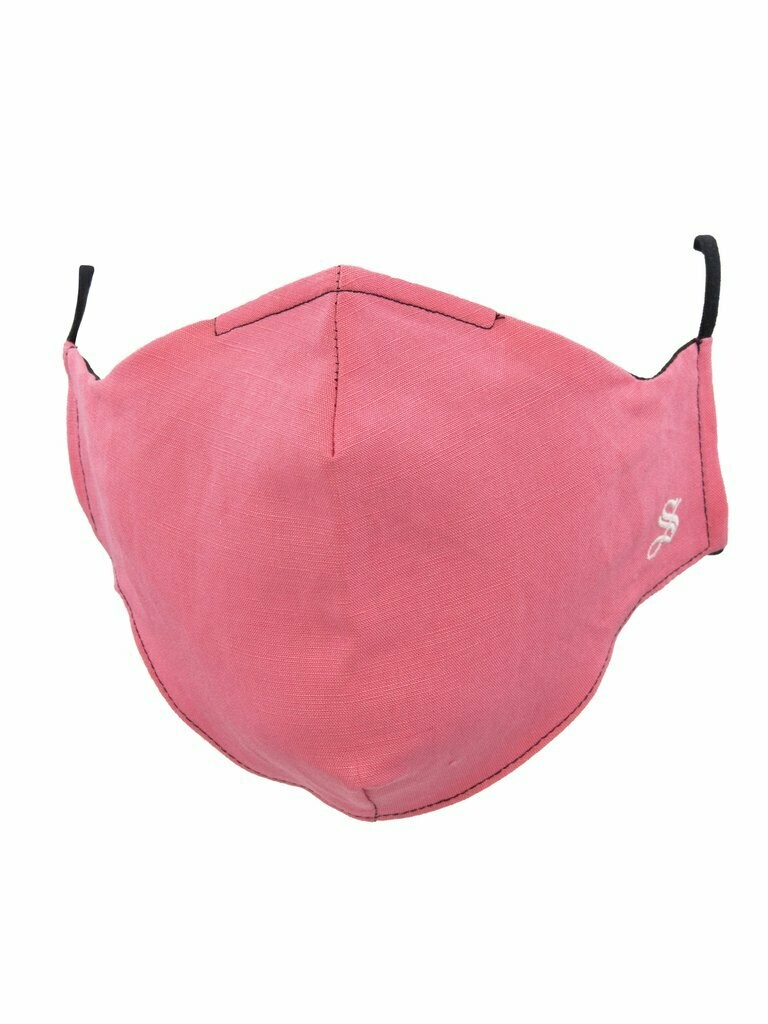 Socksmith Face Mask Solid PINK