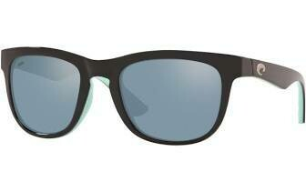 Costa Copra SHINY BLACK/MINT/GRAY Mirror 580P