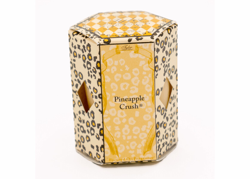 Tyler Candle Co. Votive PINEAPPLE CRUSH