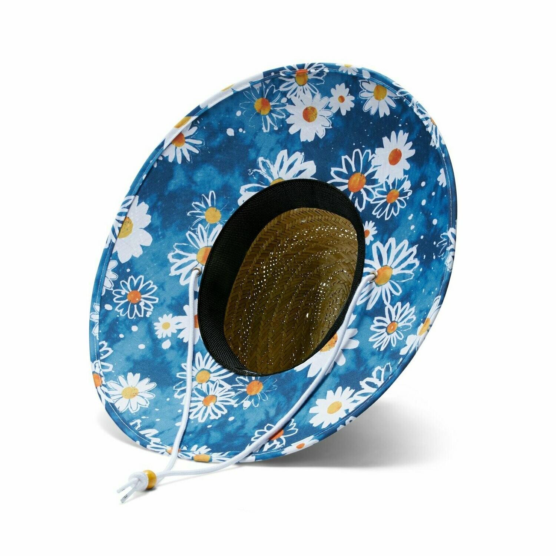 Hemlock Hat Co Lazy Dazy BLUE/WHITE