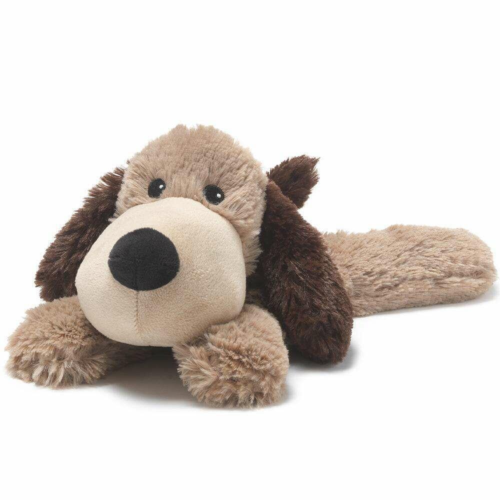 Warmies Dog BROWN