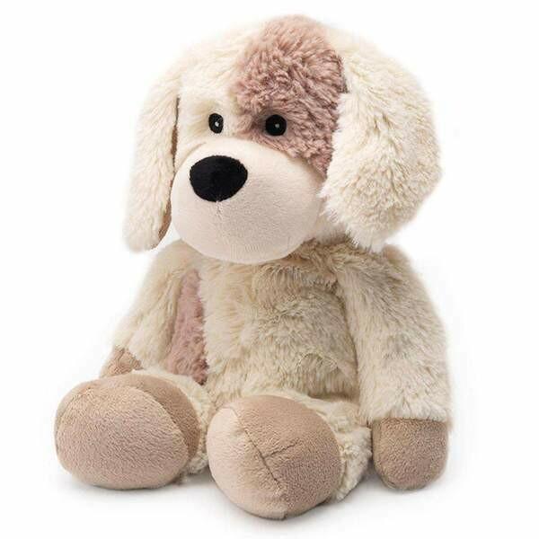 Warmies Puppy WHITE