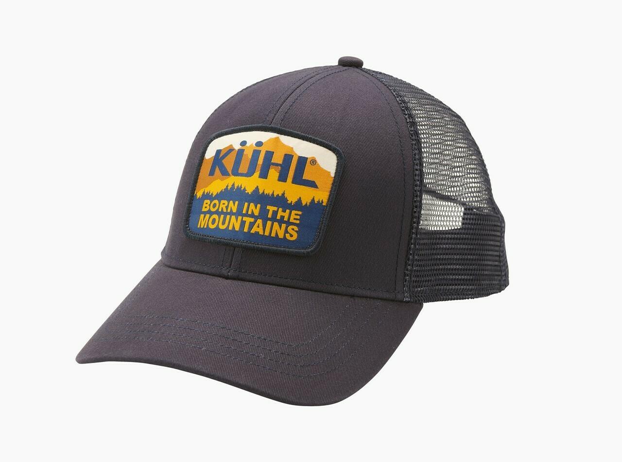 KUHL Ridge Trucker Hat PIRATE BLUE
