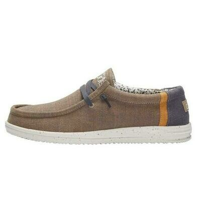 Hey Dude M Wally Free NATURAL BEIGE