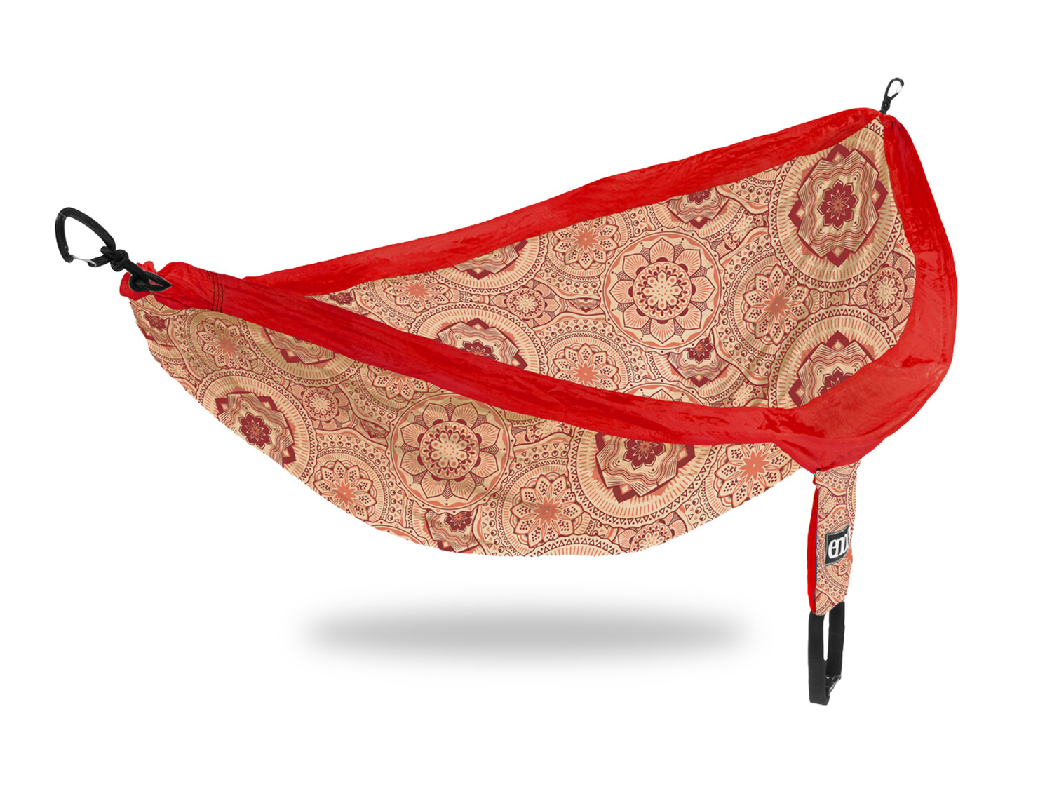 ENO Double Nest Hammock Prints MANTRA RED