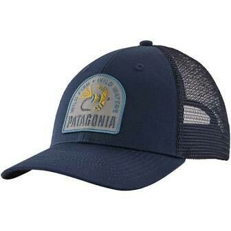 Patagonia Soft Hackle LoPro Trucker Hat NEW NAVY