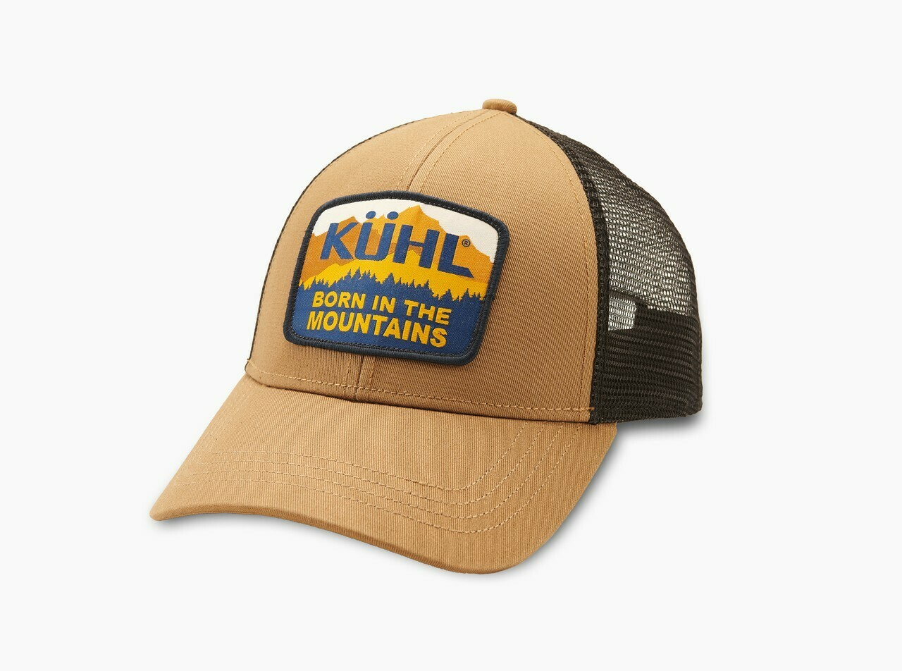Kuhl Ridge Trucker Hat DARK KHAKI