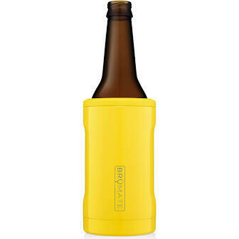 BruMate Hopsulator Insulated Bottle PINEAPPLE