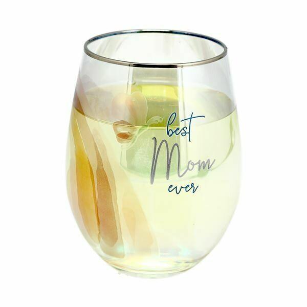 Pavilion Stemless Wine Glass 18oz MOM