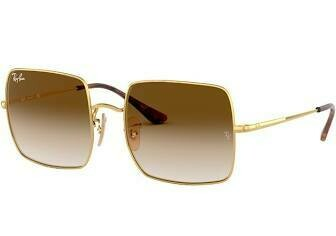 Ray Ban 1971 Square GOLD/BROWN GRADIENT