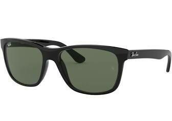 Ray Ban 4181 Polarized BLACK/GREEN