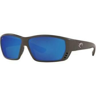 Costa Tuna Alley STEEL GRAY METALLIC/BLUE Mirror 580P