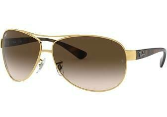 Ray Ban 3386 GOLD/BROWN GRADIENT