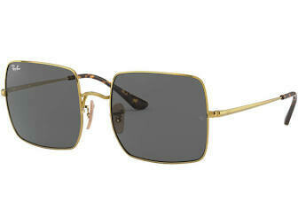 Ray Ban Square 1971 Classic GOLD/GRAY GRADIENT