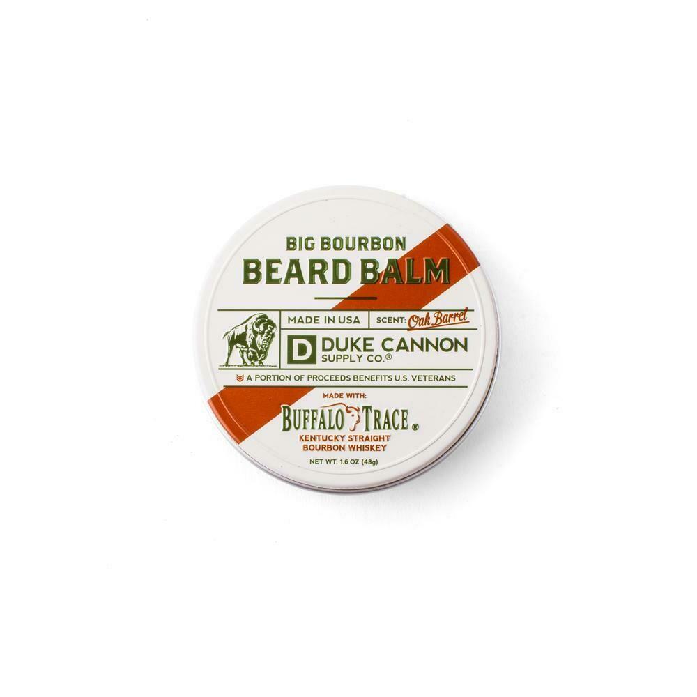 Duke Cannon Big Bourbon Beard Balm OAK BARREL