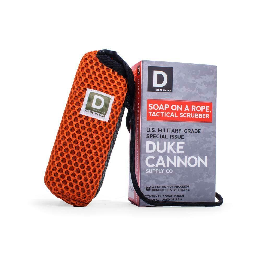 Duke Cannon Tactical Scrubber