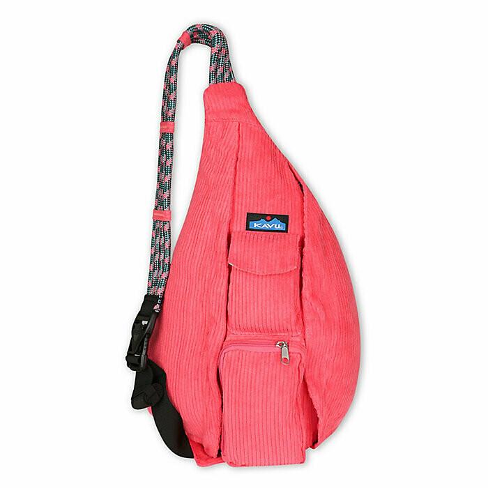 KAVU Rope Sling Cord Bag FROSE