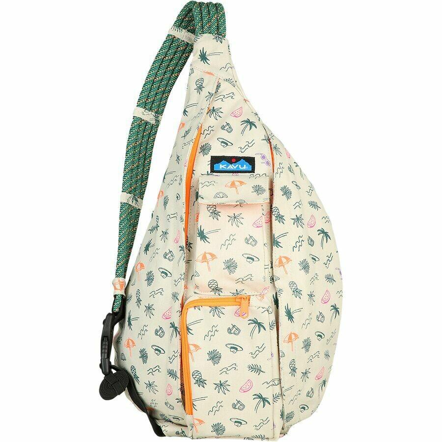 KAVU Rope Bag BEACHSCAPE