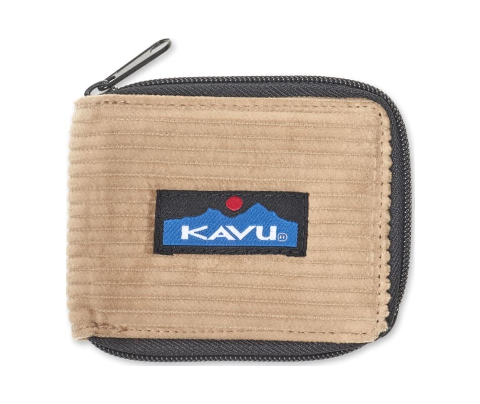 KAVU Wallet Outer Banks HERITAGE KHAKI