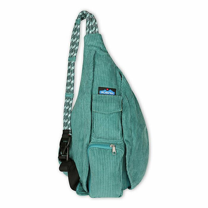 KAVU Rope Cord Sling Bag EUCALYPTUS