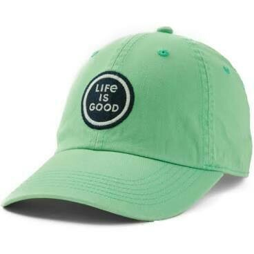 Life is good Chill Cap LIG Coin SPEARMINT