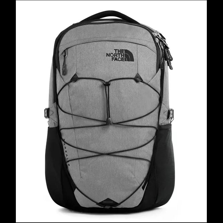 The North Face Borealis Backpack 28L ZINC GRAY / TNF BLK
