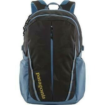 Patagonia Refugio Pack 28L PAINTED FIELDS BLACK
