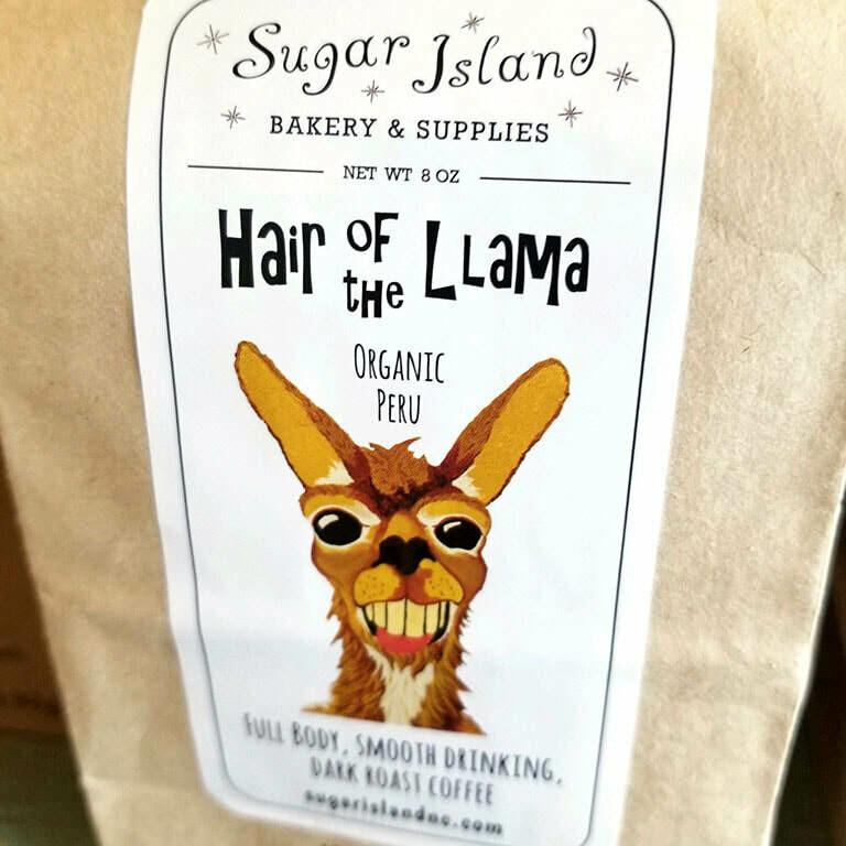 Sugar Island Hair of the Llama Peru