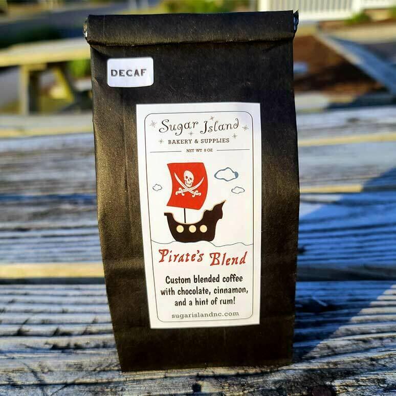 Sugar Island Pirate's Blend Ground Coffee