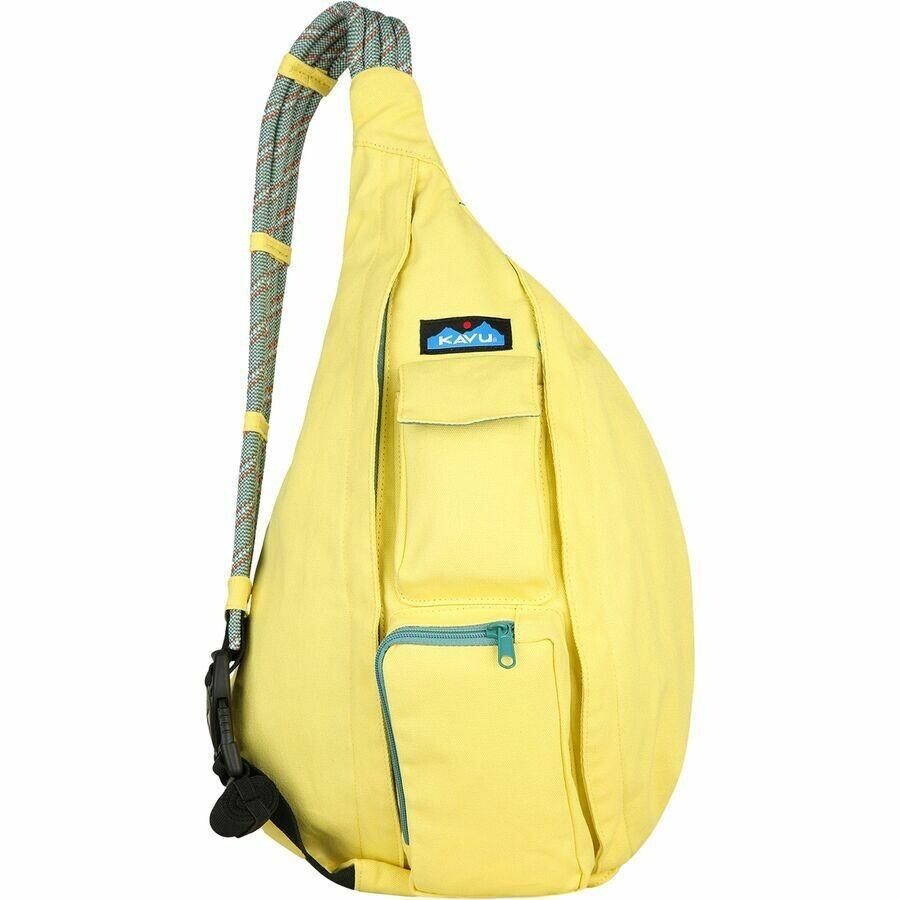 KAVU Rope Bag GOLDFINCH