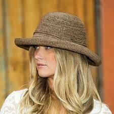 Wallaroo Hats Petite Catalina MUSHROOM