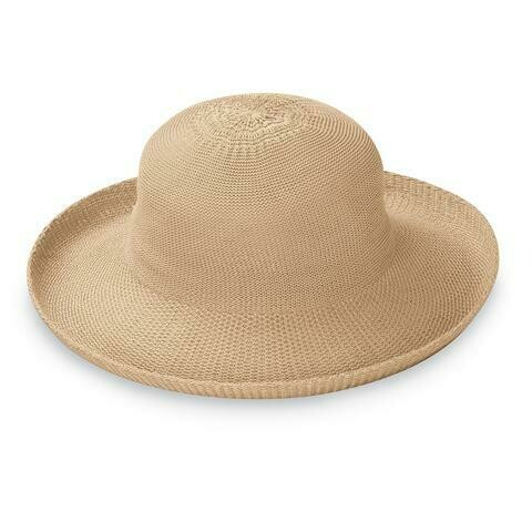 Wallaroo Hats Petite Victoria TAN