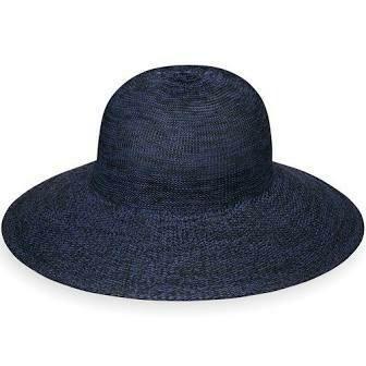 Wallaroo Hats Victoria Diva MIXED NAVY