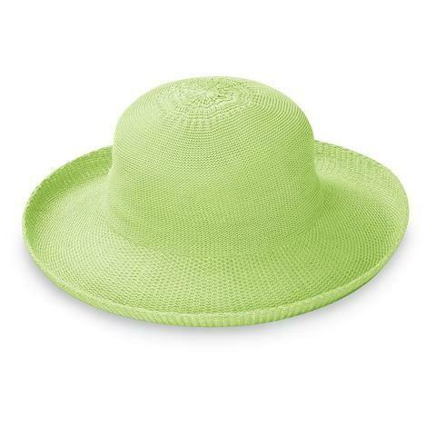 Wallaroo Hats Victoria LIME