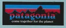 Patagonia Sticker: Come Together for the Planet