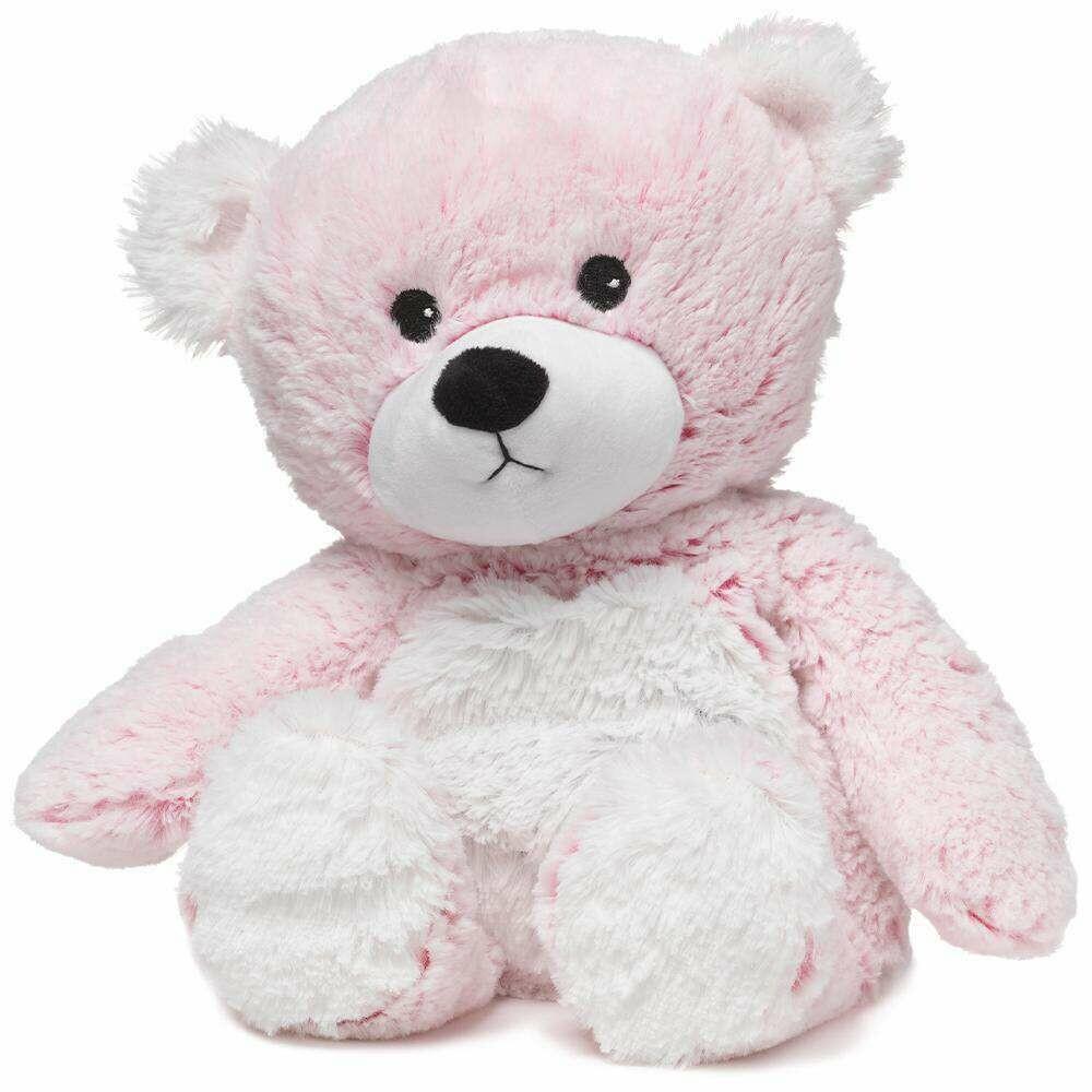 Warmies Marshmallow Bear PINK