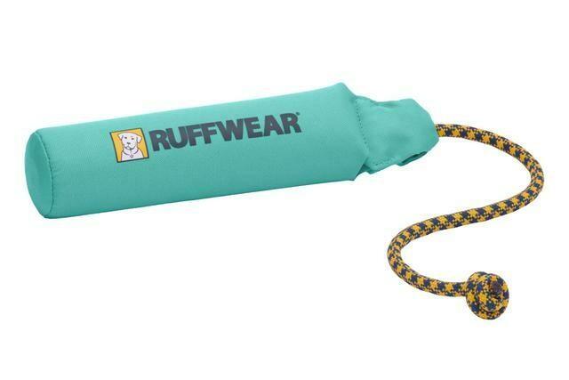 Ruffwear Lunker Toy AURORA TEAL