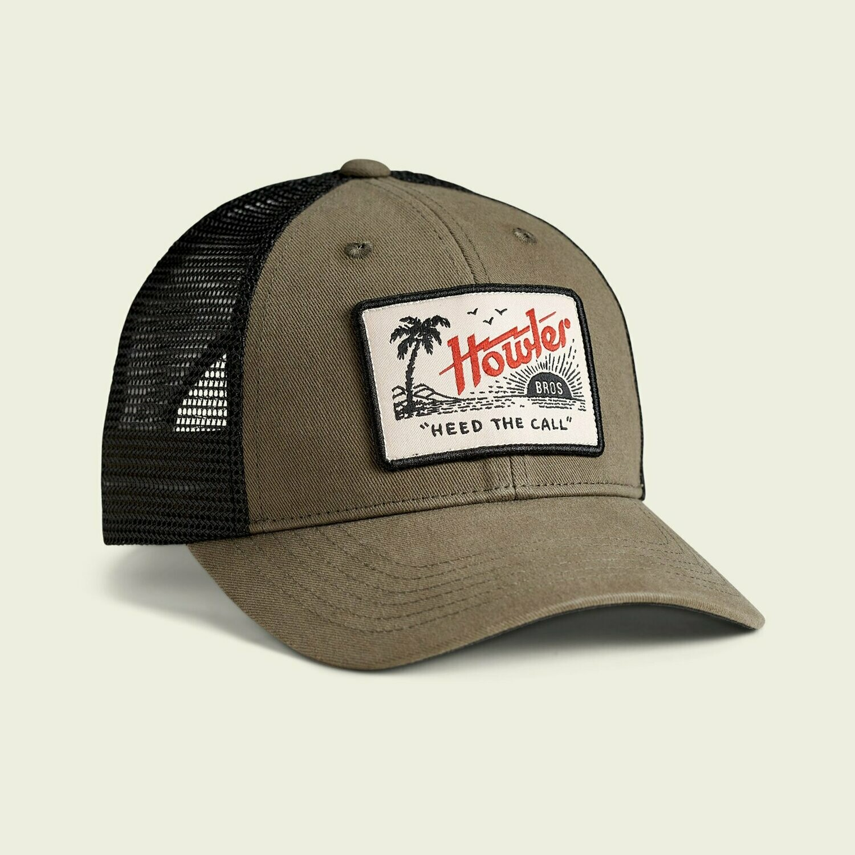 Howler Bros Standard Trucker Paradise RIFLE/BLK