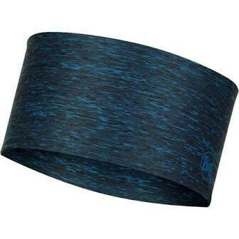 Buff CoolNet UV+ Headband NAVY HEATHER