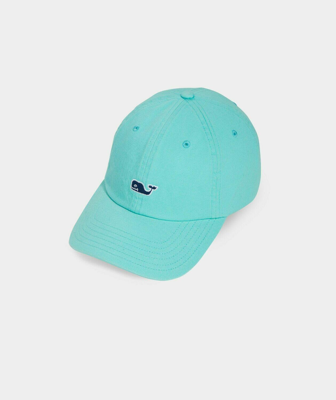 Vineyard Vines W Striped Baseball Hat ANDROS BLUE