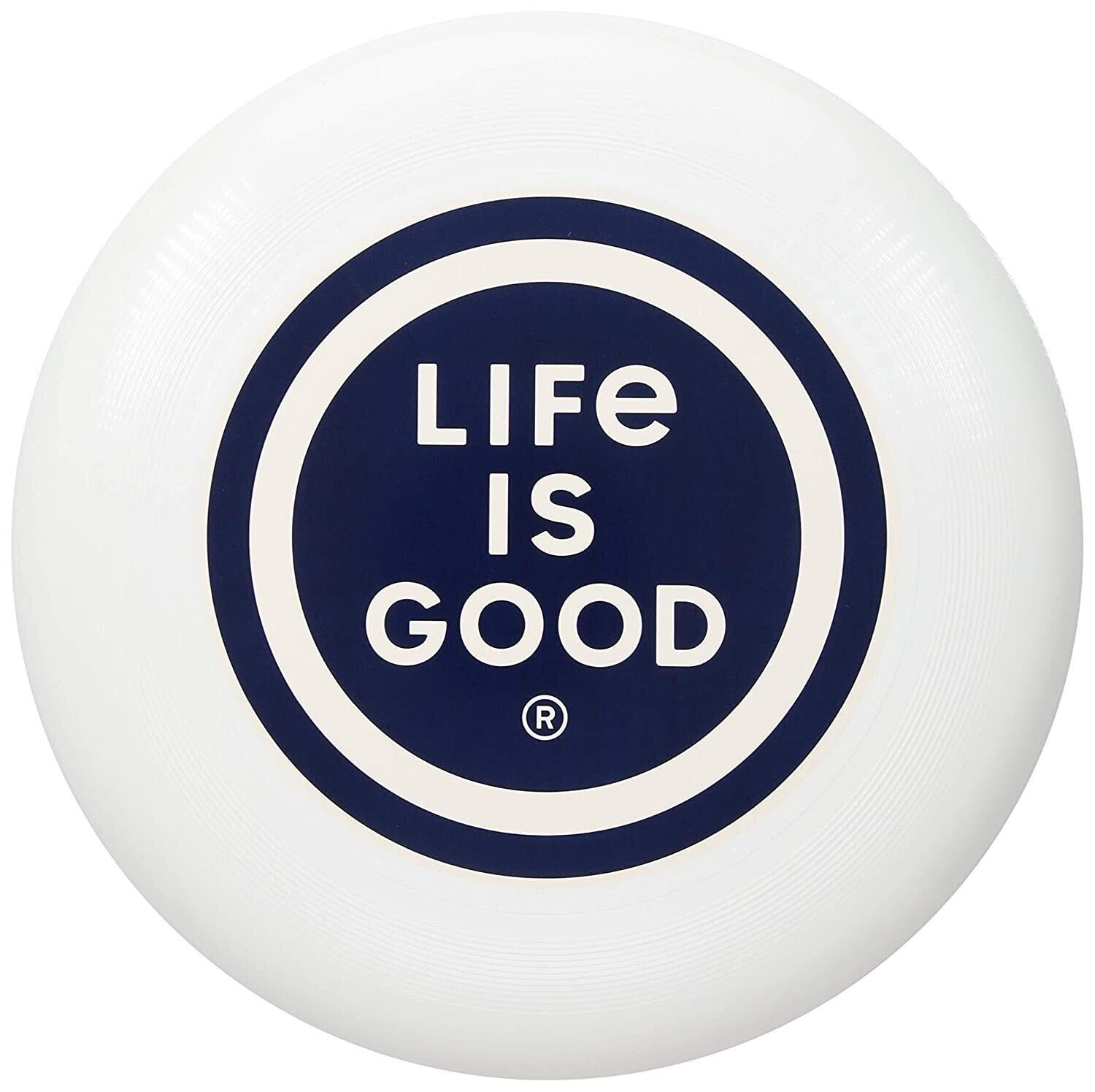 Life is good Disc LIG Coin CLOUD WHITE