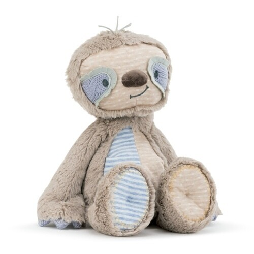 Demdaco Kids Oddball Plush Sloth