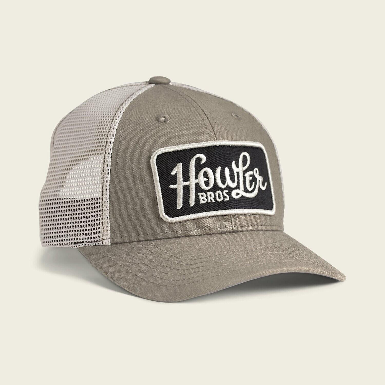 Howler Bros Standard Trucker Classic KHAKI/STONE
