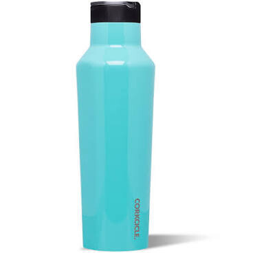 Corkcicle 20oz Sport Canteen TURQUOISE