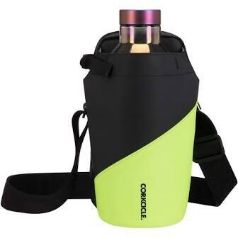 Corkcicle Accessory: Sling BOLT YELLOW