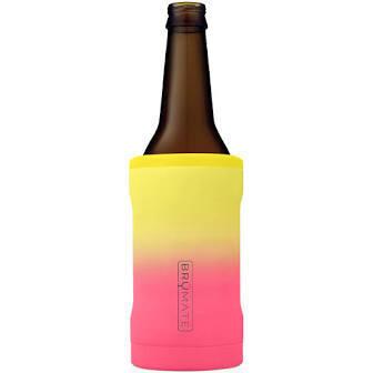 BruMate Hopsulator Insulated Bottle Cooler SUNSET