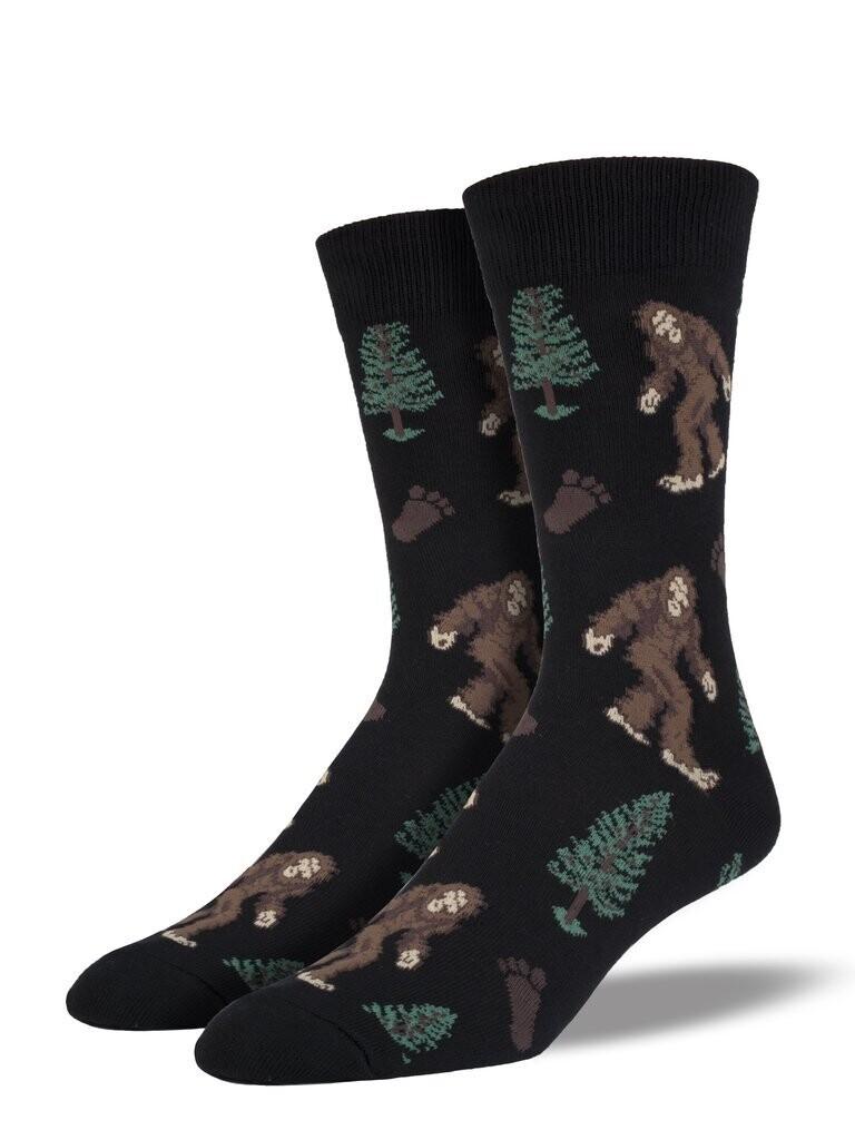 Socksmith M Bigfoot BLACK