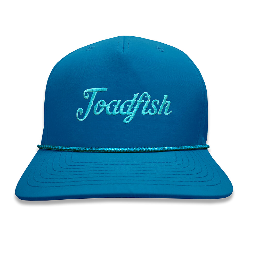 Toadfish Hat The Bluebill