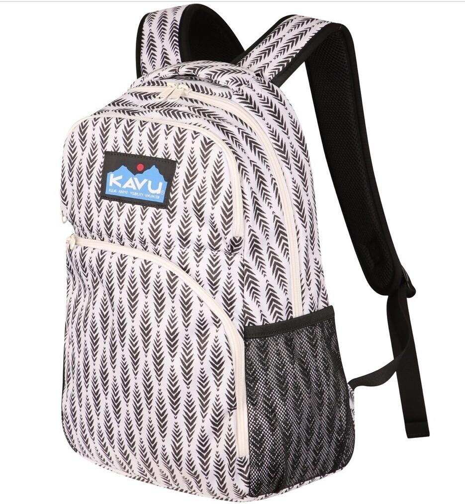 KAVU Backpack Packwood IKAT WAKE
